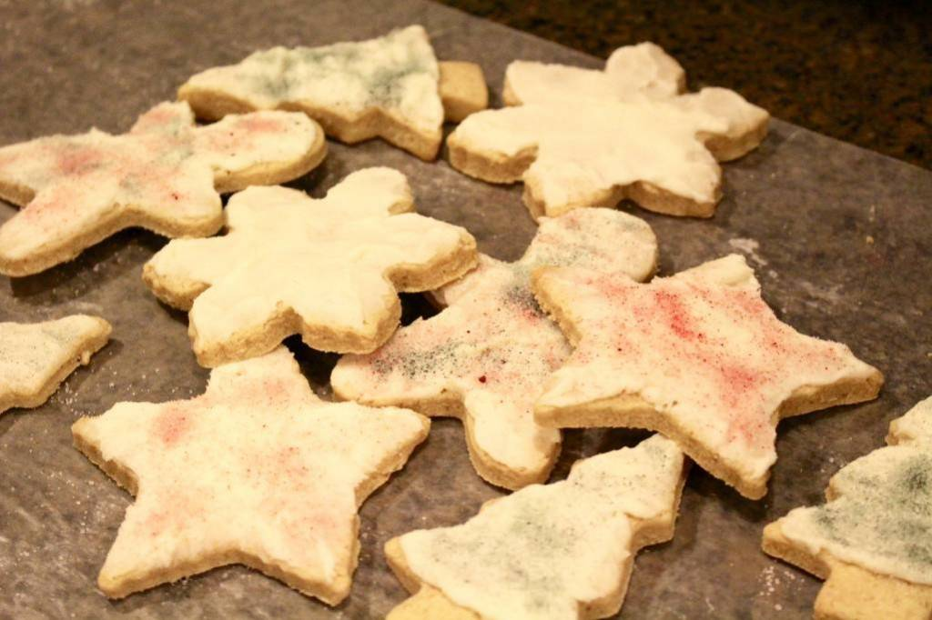 Delicious Gluten Free Cut-Out Cookies